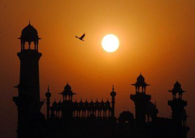 2016 Last Sunset in Pakistan