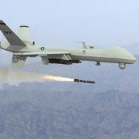 American Drone Attack