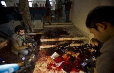 Army Public School in Peshawar Attack