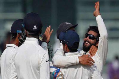 Chennai Test