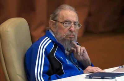 Comrade Fidel Castro
