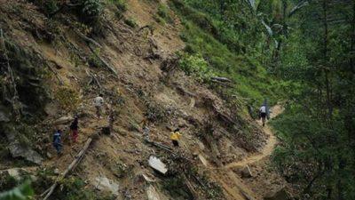 Congo Landslides