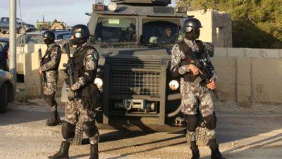 Jordan Security Forces