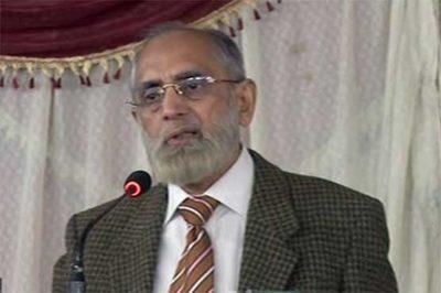 Justice Anwar Zaheer Jamali