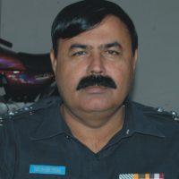 Lalyani SHO Tariq Bashir