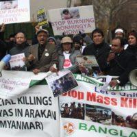 Muslims Demonstration