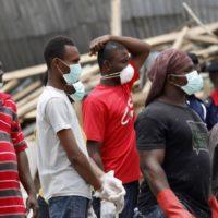 Nigeria Church - Roof Collapsed