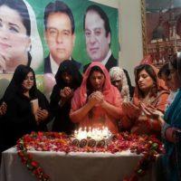 PML N Celeberating