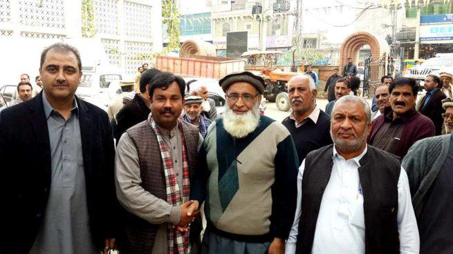 PML N Leaders Taxila
