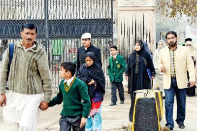 Peshawar Army School Reopen