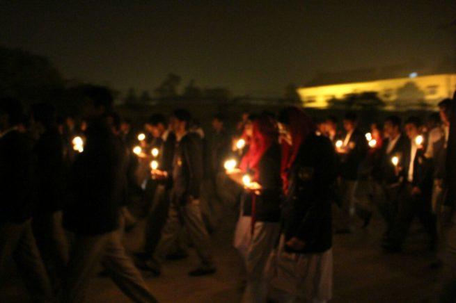 Peshawar Incident Protest
