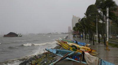 Philippine Sea Storm
