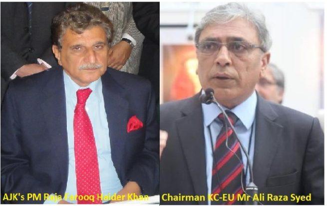 Raja Farooq Haider - Ali Raza Syed