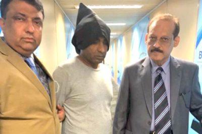 Rehman Bhola in Police Custody
