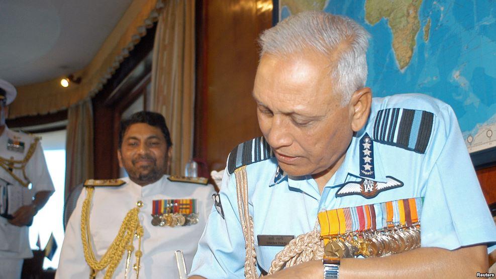 بدعنوانی کا الزام، بھارتی فضائیہ کے سابق سربراہ گرفتار