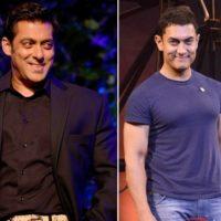 Salman and Aamir Khan