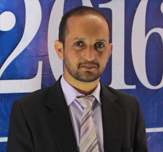 Syed Amjad Hussain Bukhari