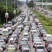 Traffic Blocked Islamabad