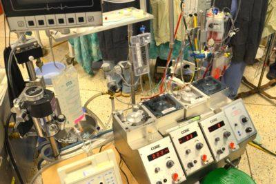 Useless Machine in Hospital