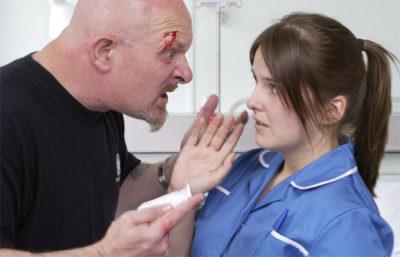 Violence on Medical Staff