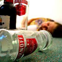 Poisoning Alcohol