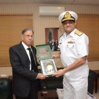 Qazi Khalid Receive Shield