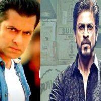 Salman Khan and Shah Rukh Khan