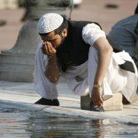 Ablution Muslim