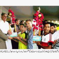 All Karachi Football Tournament