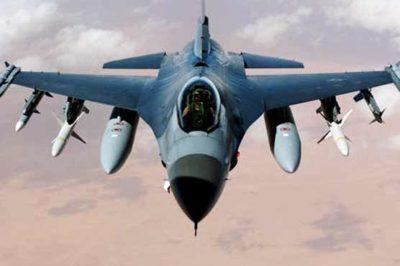 American Fighter Jet