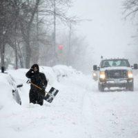 Canada Heavy Snow