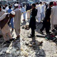 Charsadda Sessions Court Blast
