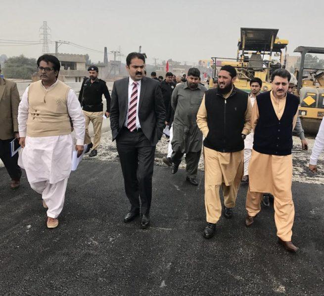 Chaudhry Abid Raza-Visit