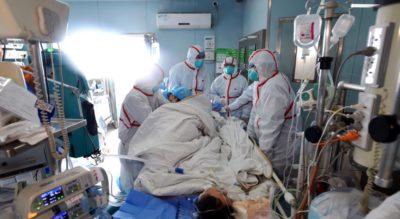China Bird Flu Patient