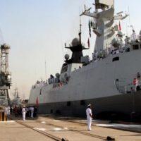 Chinese Navy Flotilla