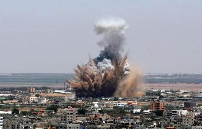 Gaza Air Attack