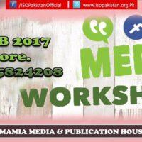 ISO Workshop