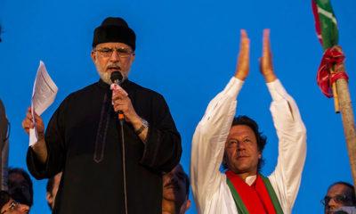 Imran and Qadri