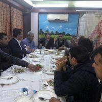 Islamic Fouram Held Kashmir Day Event