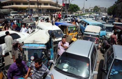 Karachi Traffic