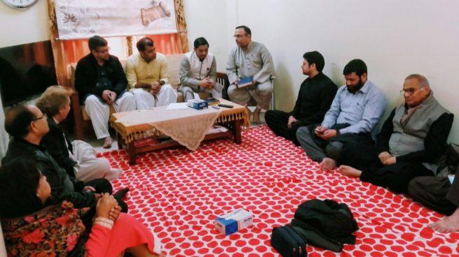 Kuwait Bazm e Adam Event