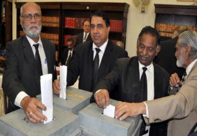 Lahore Bar Association Election