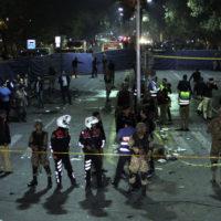Lahore Blast