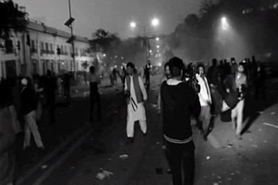 Lahore Mall Road Blast