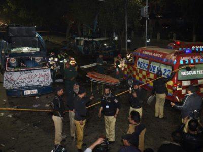 Lahore Suicide Blast