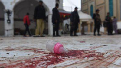 Lal Shahbaz Qalandar Blast