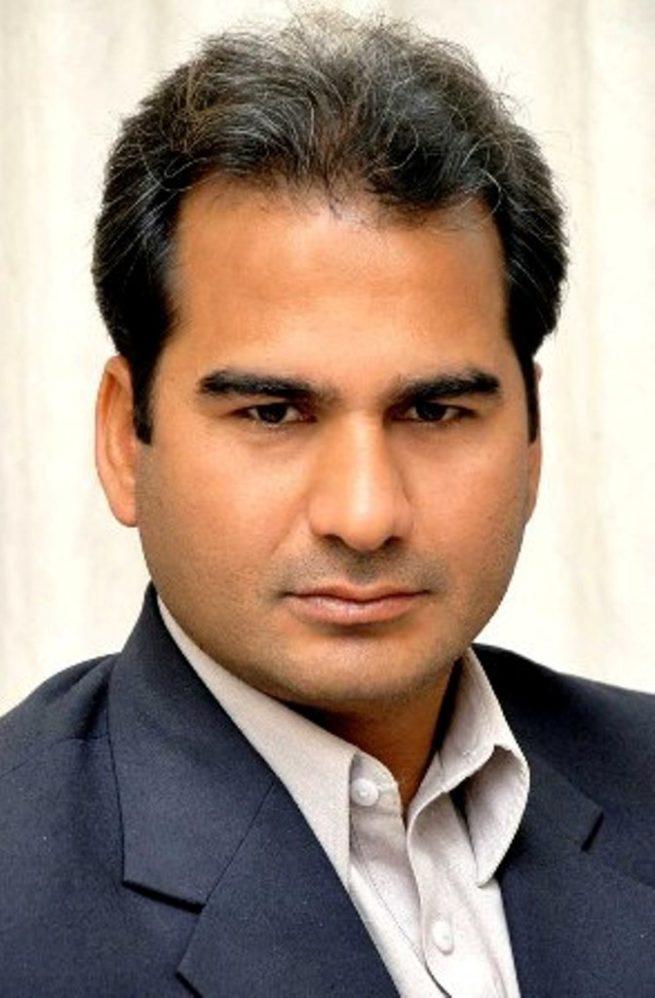 Muhammad Nasir Iqbal Khan