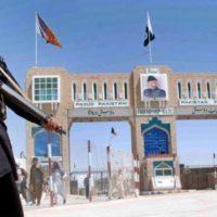Pak Afghanistan Border