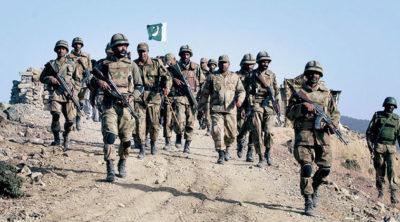 Pak Army-Operation Rad ul Fasad