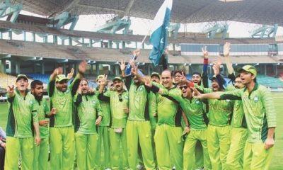 Pak Blind Cricket Team
